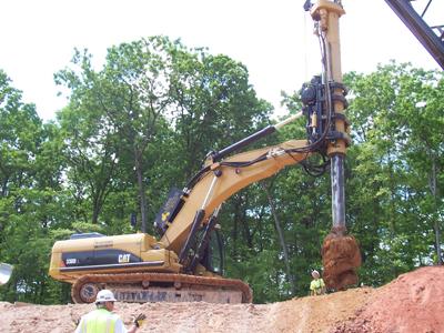 Equipment | Eastern Caisson Corporation